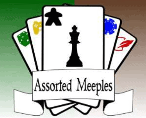 Assorted Meeples Logo