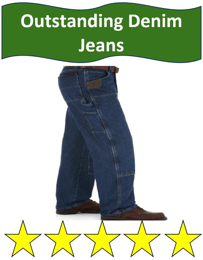 wranglers denim work jeans